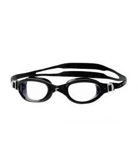 Speedo Unisex-Adult Futura Plus Goggles, Black