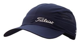 Titleist Women's Pink Ribbon Adjustable Cap- Navy