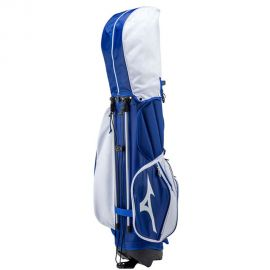 Mizuno Tour Series Stand Bag, Blue/White