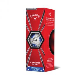 Callaway chrome soft truvis Golf Balls - 1 Doz