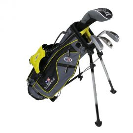 Us Kids Ultralight 4 Club + Bag Junior Golf Set