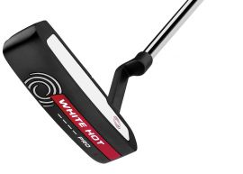 Odyssey Hot Pro 2.0 #1 Putter (Black) Right Handed