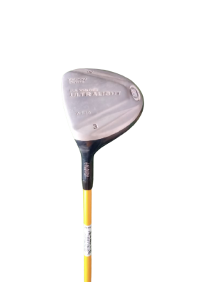 US Kids Ultralight (63inch) WT-10 #3 Wood - Preowned LH