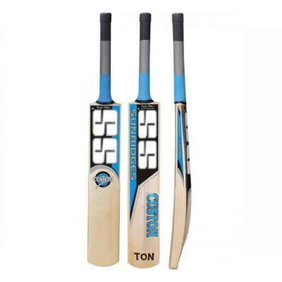 SS Ton Custom Cricket Bat, EW, SH